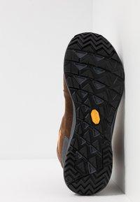 Merrell - ONTARIO 85 MID WP - Zapatillas de senderismo - exuberance - 4