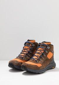 Merrell - ONTARIO 85 MID WP - Zapatillas de senderismo - exuberance - 2
