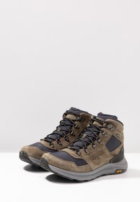 Merrell - ONTARIO 85 MID WP - Hiking shoes - olive - 2