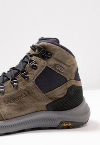 Merrell - ONTARIO 85 MID WP - Hiking shoes - olive - 5