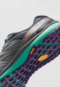Merrell - BARE ACCESS XTR - Trail running shoes - highrise - 5