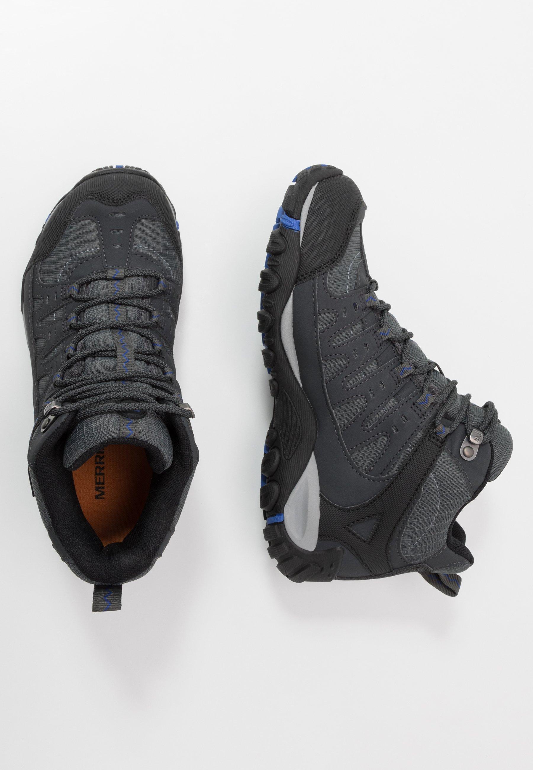 Merrell ACCENTOR SPORT MID GTX - Chaussures de marche - monument/sodalite