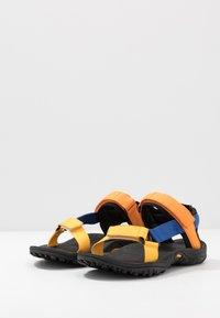 Merrell - KAHUNA - Trekkingsandaler - blue/orange - 2