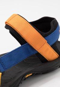 Merrell - KAHUNA - Trekkingsandaler - blue/orange - 5