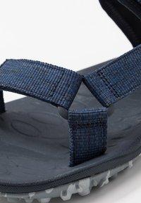 Merrell - KAHUNA - Walking sandals - navy - 5