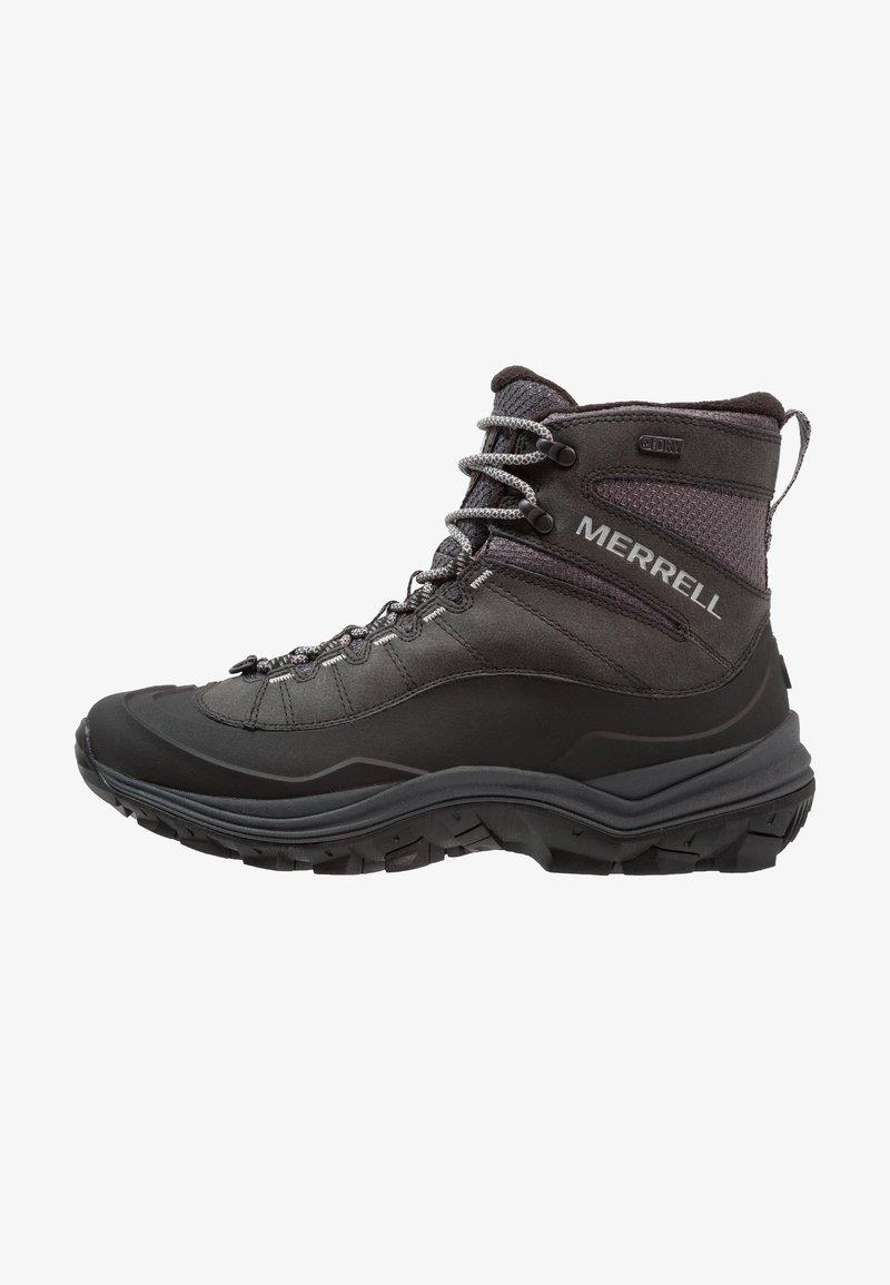Merrell - THERMO CHILL WP - Botas para la nieve - black