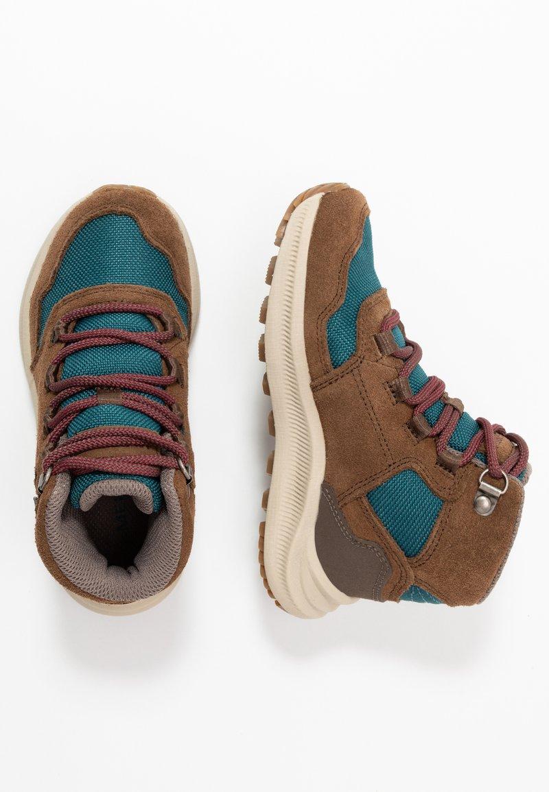 Merrell - ONTARIO 85 WTRPF - Walking boots - dragonfly