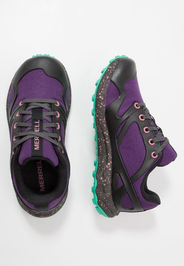 M-ALTALIGHT LOW - Hiking shoes - acai