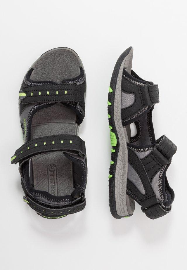 PANTHER SANDAL 2.0 - Walking sandals - black