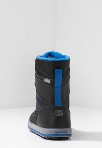 Merrell - SNOW BANK 2.0 WTRPF - Winter boots - black - 4