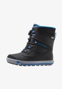 Merrell - SNOW BANK 2.0 WTRPF - Winter boots - black - 1