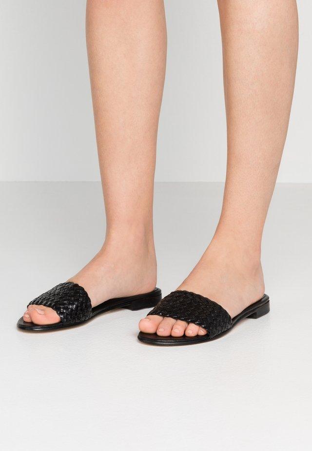 HANNA - Mules - black