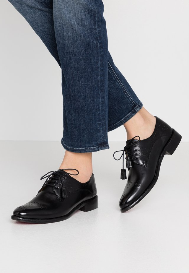 BETTY - Lace-ups - black
