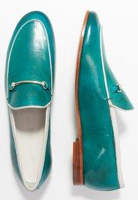 Melvin & Hamilton - SCARLETT - Slip-ins - turquoise - 2