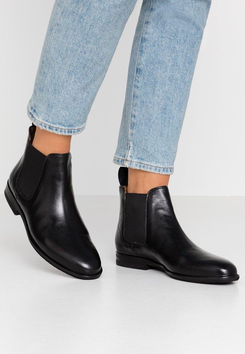 Melvin & Hamilton - SUSAN RIO - Ankle Boot - black