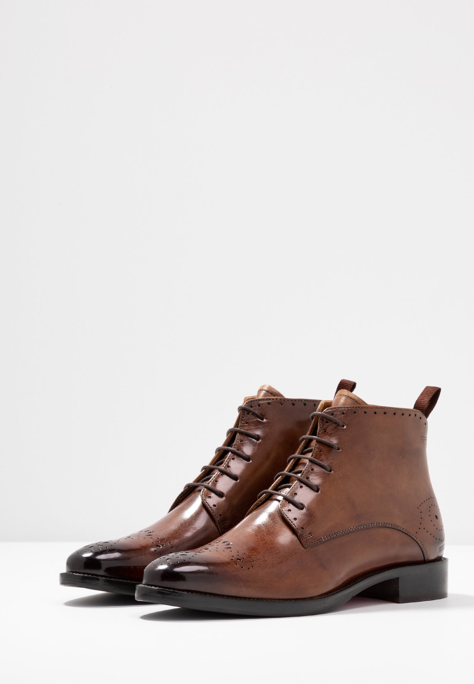 Melvin & Hamilton BETTY - Ankle Boot - tobacco - Black Friday