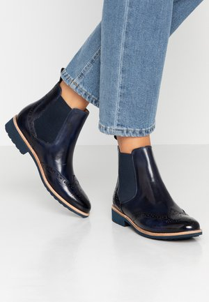 SELINA - Ankle boots - navy