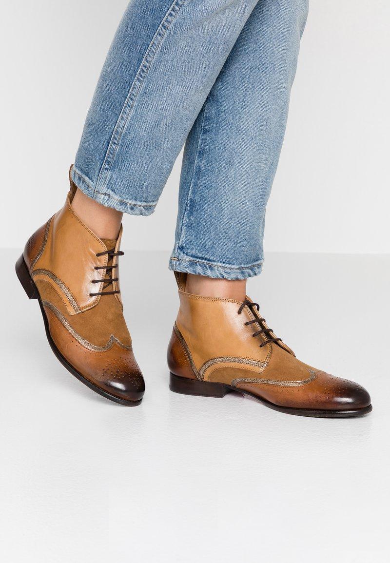 Melvin & Hamilton - SALLY - Ankle Boot - cien