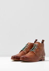 Melvin & Hamilton - SELINA  - Ankle boot - tan - 4