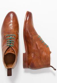 Melvin & Hamilton - SELINA  - Ankle boot - tan - 3