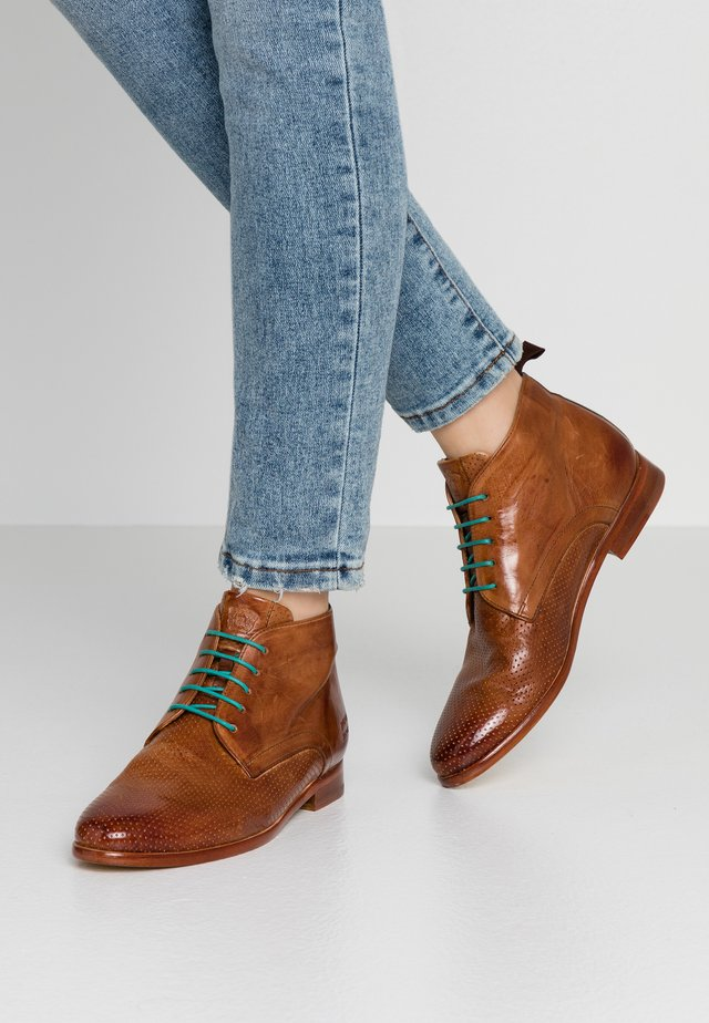 SELINA  - Ankle Boot - tan