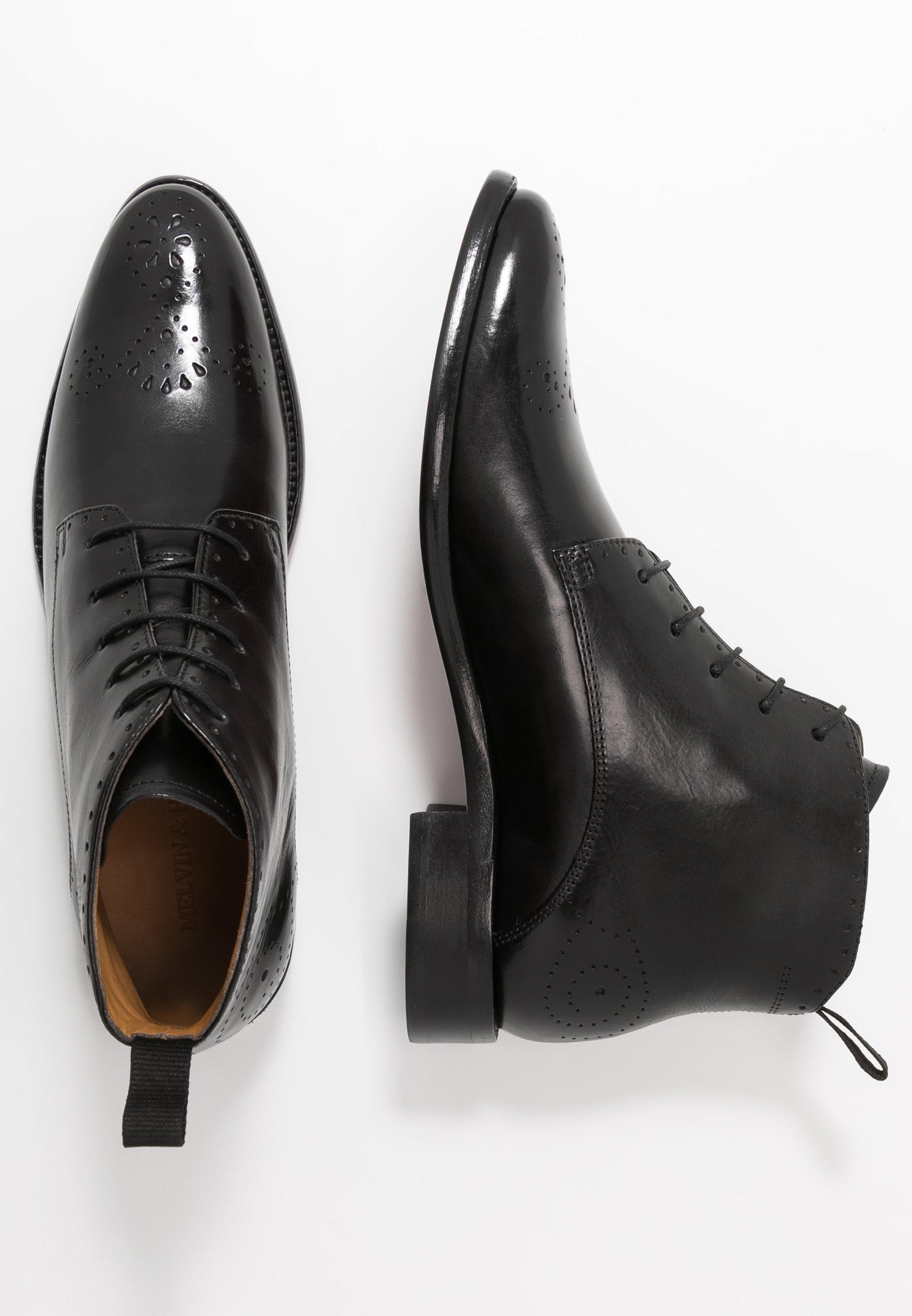 Melvin & Hamilton BETTY - Ankle boot - black