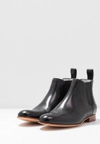 Melvin & Hamilton - SALLY - Ankle boots - black - 4