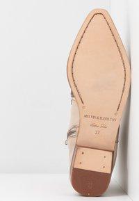 Melvin & Hamilton - MARLIN  - Ankelboots - sand/ivory - 6