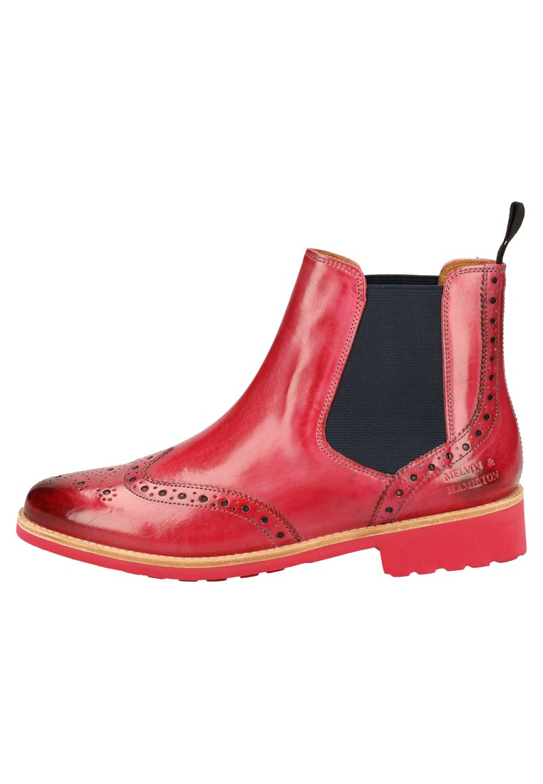 Melvin & Hamilton Stiefelette - red - Black Friday
