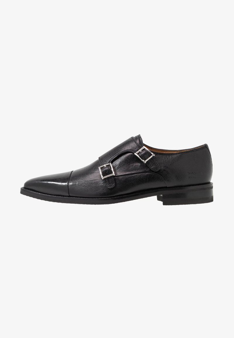Melvin & Hamilton - FREDDY  - Business loafers - black