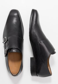 Melvin & Hamilton - RICO - Business-Slipper - black - 1