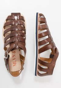 Melvin & Hamilton - Sandals - mid brown - 1