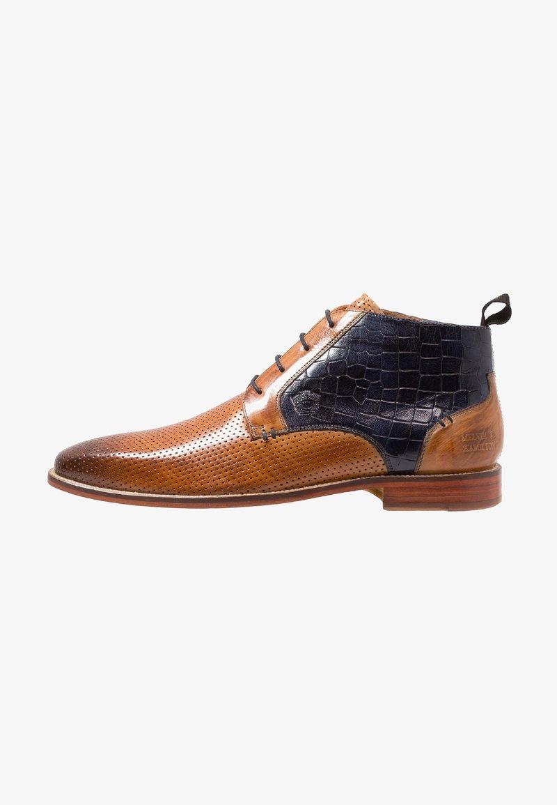 Melvin & Hamilton - ALEX - Zapatos de vestir - tan