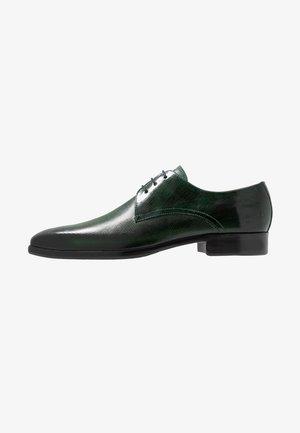 LANCE - Elegantní šněrovací boty - pine