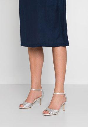 Sandals - plata/silver