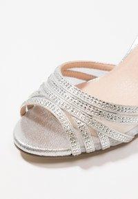 Menbur - Sandals - plata/silver - 2