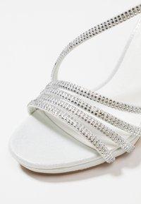 Menbur - Sandály na vysokém podpatku - ivory - 2