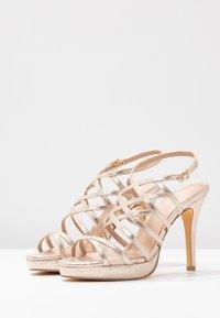 Menbur - High heeled sandals - oro - 4