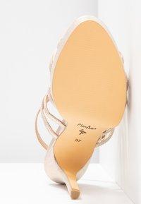 Menbur - High heeled sandals - oro - 6