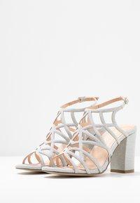 Menbur - Højhælede sandaletter / Højhælede sandaler - plata - 4