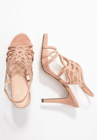 Menbur - High heeled sandals - piel - 3