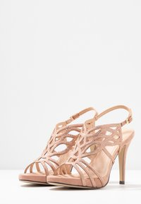 Menbur - High heeled sandals - piel - 4