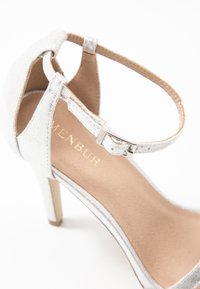 Menbur - High Heel Sandalette - silver - 2