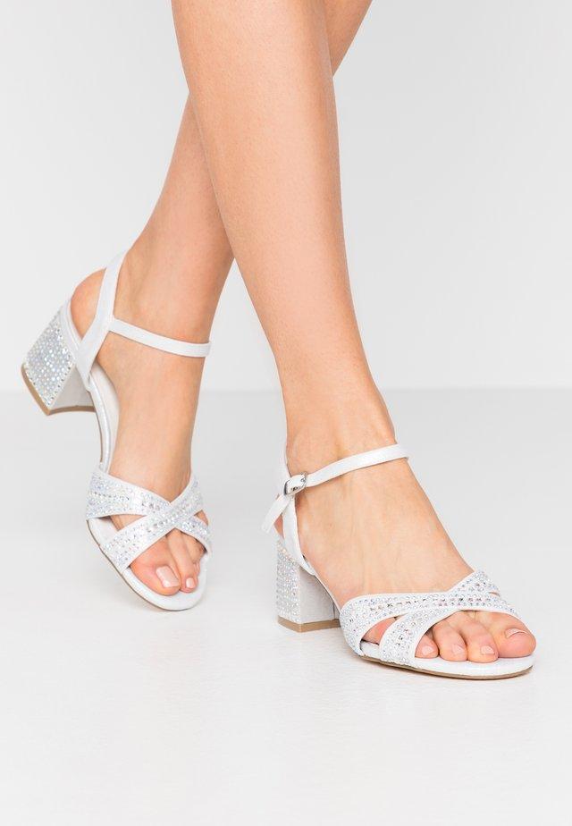Chaussures de mariée - ivory