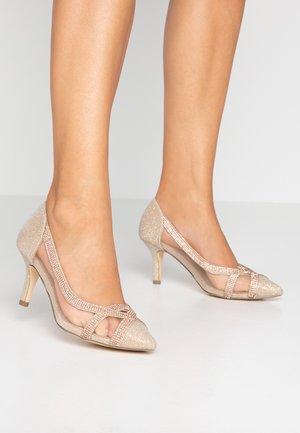 Classic heels - piedra