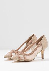 Menbur - Classic heels - piedra - 4
