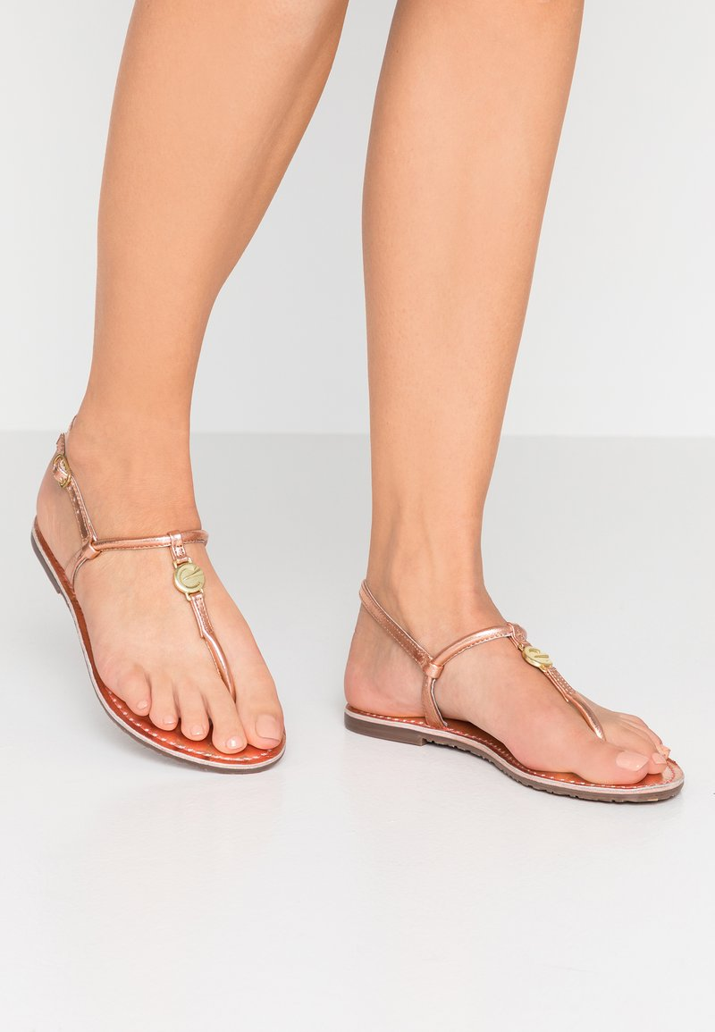 Mexx - CINAR - T-bar sandals - rose
