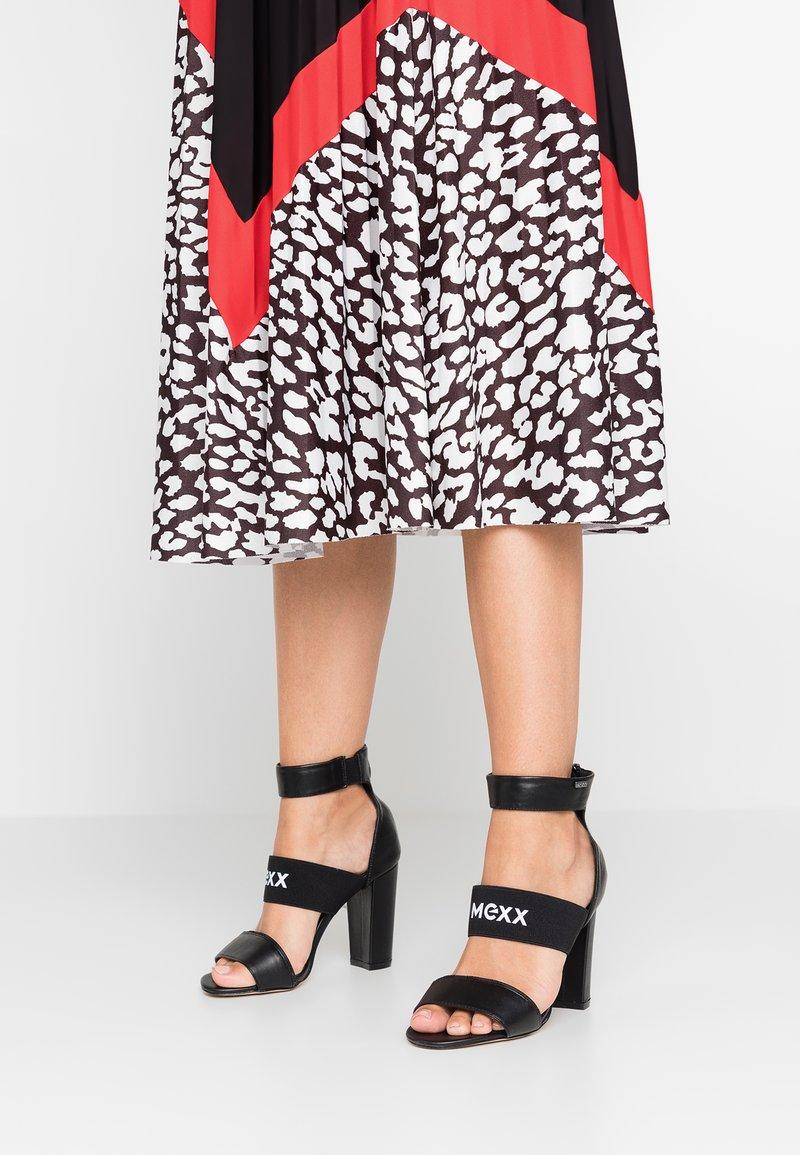 Mexx - CISKA - High heeled sandals - black