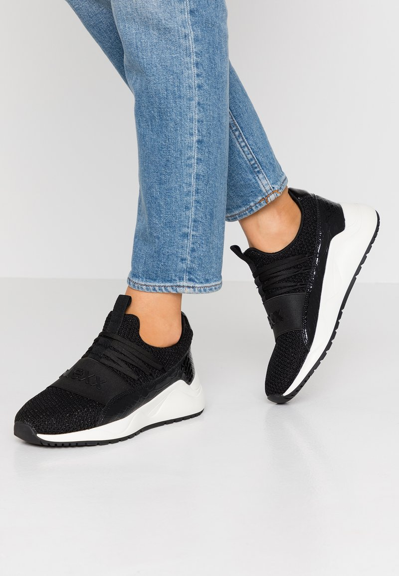 Mexx - DOUTZEN - Trainers - black