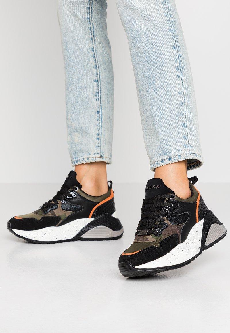 Mexx - DYLENA - Sneaker low - black